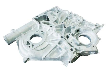 aluminum die castings for car accessories